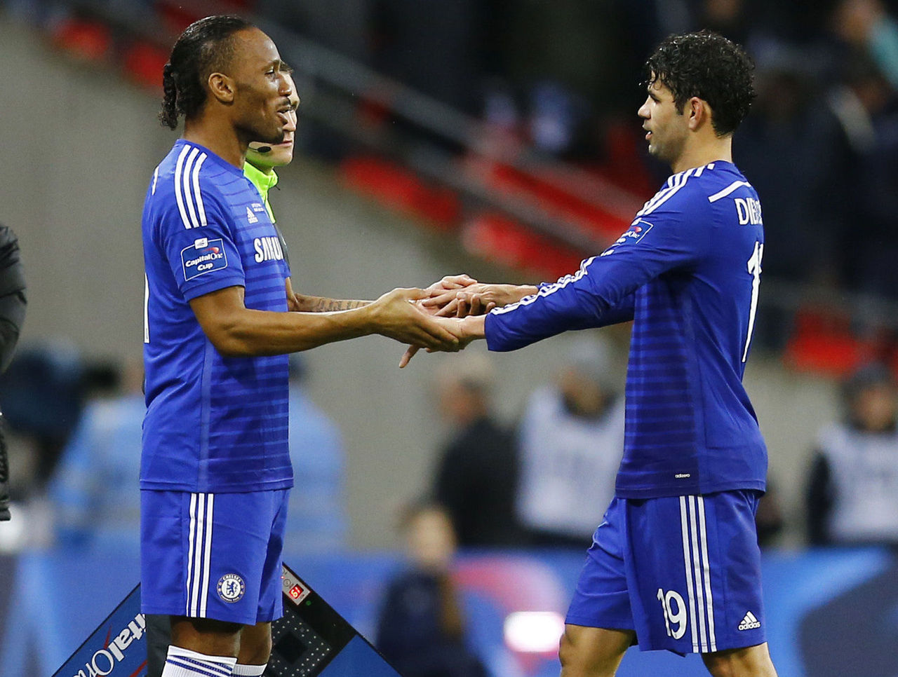 Image result for drogba costa