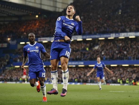 Conte: Real Madrid target Hazard won't be unsettled by suitors