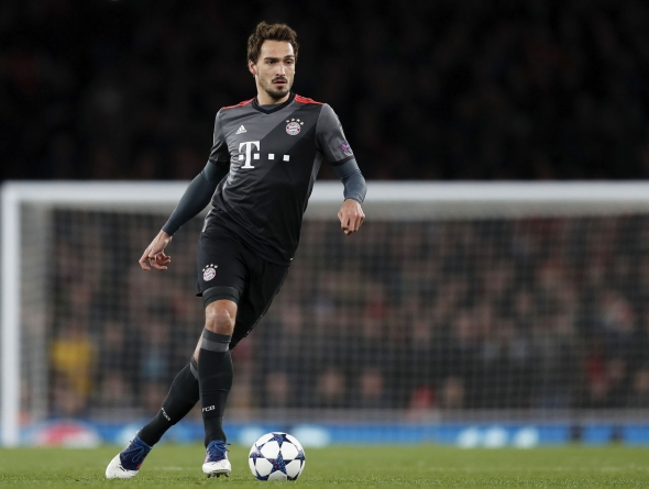 Hummels suggests it's preferable to limit damage after Bayern wrecks Arsenal