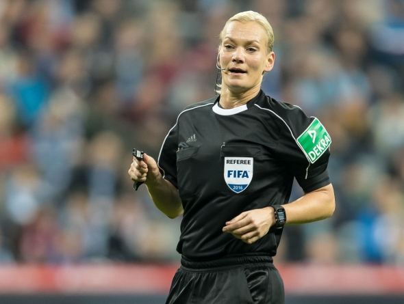Bundesliga appoints 1st female referee