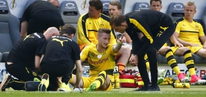 Does Marco Reus figure into Germany's World Cup plans?