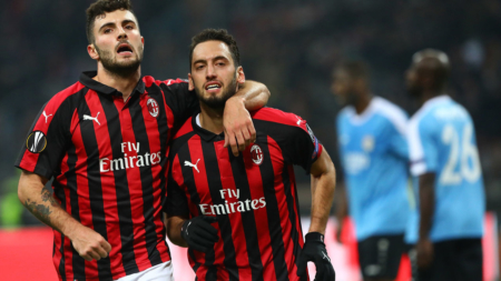 5 things about AC Milan's nervy win over Dudelange