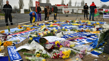Police end search for missing plane carrying Emiliano Sala