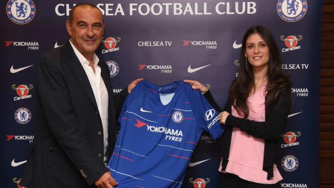 Maurizio Sarri and the perils of not having a Plan B