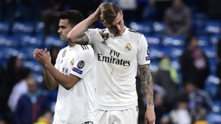 End of an era: It's time for an overhaul at Real Madrid