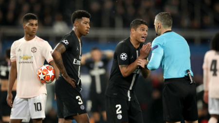 PSG wasted their best chance to win the Champions League