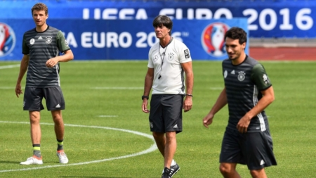 Low: Boateng, Hummels, Muller will no longer be in Germany squad