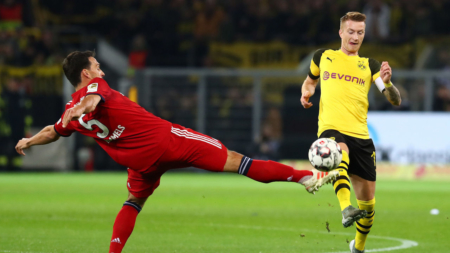 Breaking down the tightest Bundesliga race in years