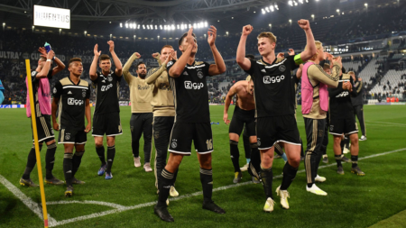 Ajax show Juventus that winning requires more than individual quality