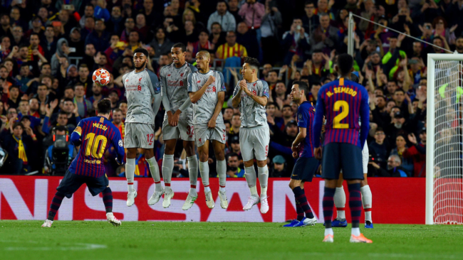 Liverpool need 2nd-leg miracle after Messi inspires huge Barcelona win
