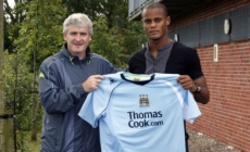 Kompany leaving Manchester City for player-manager role at Anderlecht