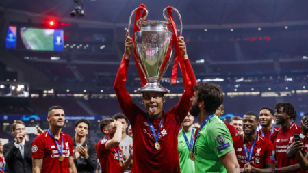 Winners and losers from the Champions League final