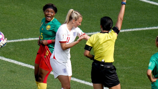 England frustrates Cameroon to secure quarterfinal spot