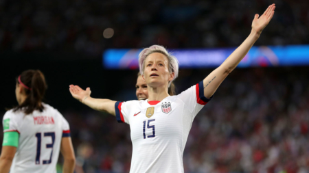 How the U.S. beat France in a match fit for the World Cup final