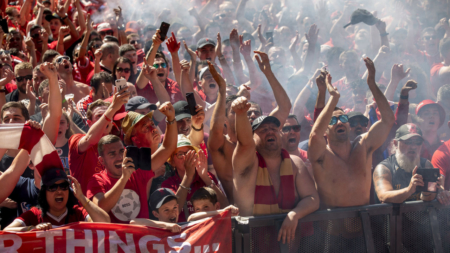 One special night in Madrid: How passionate fans rescued drab final