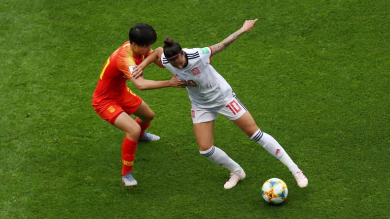 Germany wins Group B, Spain and China secure knockout spots