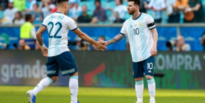 Lautaro Martinez offers Argentina better future at desperate time of need