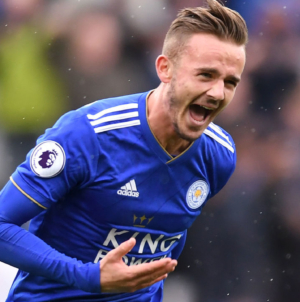 Report: United to target Jadon Sancho, James Maddison next summer