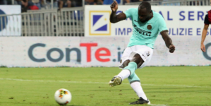 Cagliari avoid punishment for racist chants aimed at Inter's Lukaku