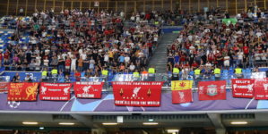 Liverpool CEO stayed at hospital with fan injured before Napoli match