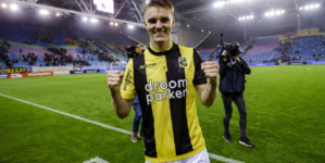Inside Europe: Martin Odegaard is trying to be more than a child prodigy