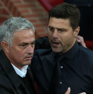 3 thoughts on Mourinho's shock move to Tottenham