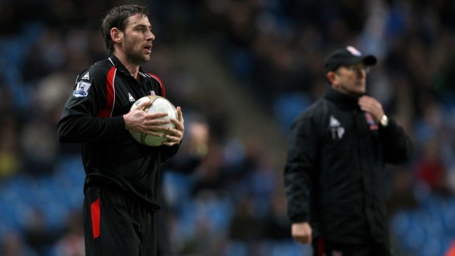 Rory Delap Q&A: The art of throw-ins, and how they've helped Liverpool soar