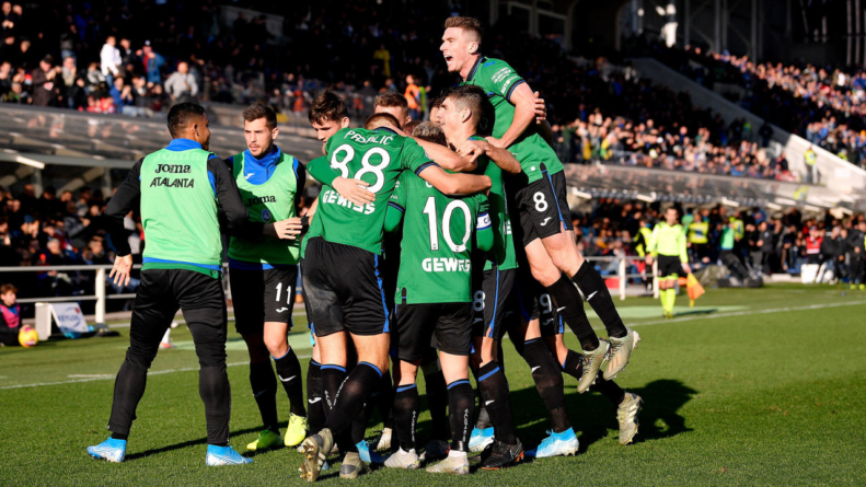 Atalanta rising: How a middling club became one of Europe's most exciting teams