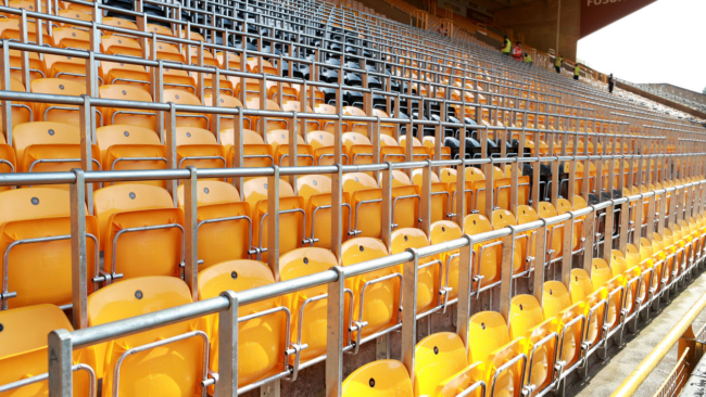 United to install safe standing area ahead of next season