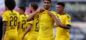 Bundesliga stars honor George Floyd, speak out against racial injustice