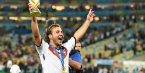 Gotze to leave Dortmund at season's end