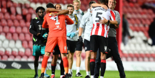 Brentford reach Championship playoff final with slender win over Swansea