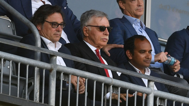 Arsenal shake-up continues as head of football departs