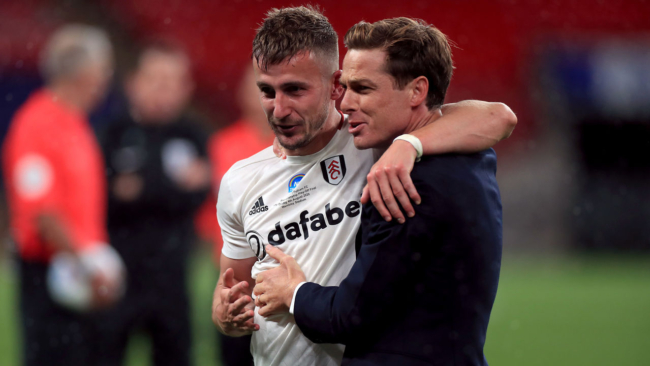 Fulham earn promotion to Premier League as Bryan's brace sinks Brentford