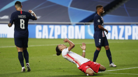 PSG pick Leipzig apart to reach first Champions League final