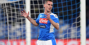 Report: Dzeko to join Juventus if Roma seal move for Napoli's Milik