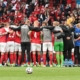 Denmark's courage, medics' timely response inspire on emotional day at Euros