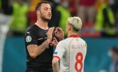 Arnautovic insists he's 'not a racist' after celebration stirs controversy